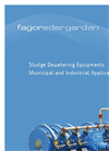 Sludge Dewatering Equipments Products Catalogue