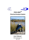 FROG - 4000 - Volatile Organic Compound Analysis for Liquid and Soil Samples Gas Chromatography with Photoionization Detector – Manual