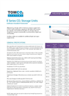 Model EA Series - Horizontal Carbon Dioxide Storage Units Brochure