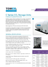 Model CA Series - Horizontal Carbon Dioxide Storage Units Brochure