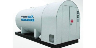 Model CA Series - Horizontal Carbon Dioxide Storage Units