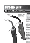 Bernard Dura-Flux Self-Shielded FCAW Gun Spec Sheet