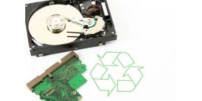 Hard Drive Recycling Services