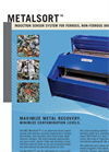 MetalSort - - Metal Sorting Equipment Brochure