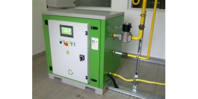 Model BKM/B 2.2 - BKM/B 5.5 - Natural Gas & Biogas Compressors