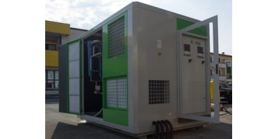 Model BKM/B 75 - BKM/B 132 - Natural Gas & Biogas Compressors
