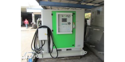 Model BKM/B 7.5 - BKM/B 18.5 - Natural Gas & Biogas Compressors