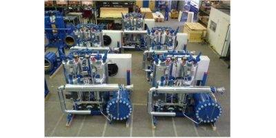 Gas Adsorption Dryer