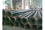 UHMWPE Composite Pipes