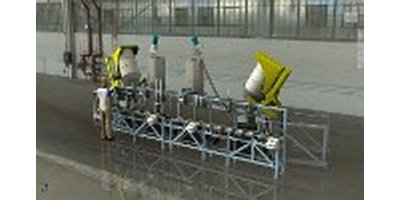 Molecular Sieve Dispensing and Bed Building Machines