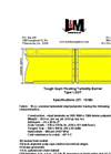 Tough Guy - Model Type 1.DOT - Floating Turbidty Barriers - Datasheet
