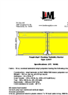 Tough Guy - Model Type 2.DOT - Floating Turbidty Barriers - Datasheet