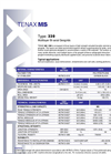 TENAX - MS 330 - Multilayer Bi-axial Geogrids - Specifications