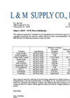 LM315 - 315 lb Woven Stabilization - Specification Sheet