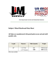 Mixed Hardwood - Datasheet