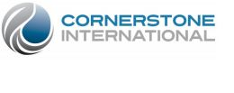 Cornerstone International.