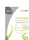 Food Waste Recycling Services - Brochure