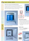 Safety Storage Depots - Brochure