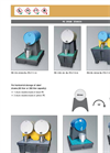 PE Drum Stands - Datasheet