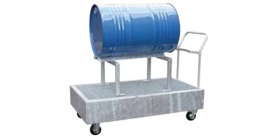 LACONT - Drum Carts For 60 / 200 Liter Drum