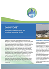 Omnivore - Solution For Municipal Wastewater Treatment Plants Brochure