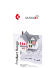 MAINCOR - - Multi-Layer Composite Pipe Brochure