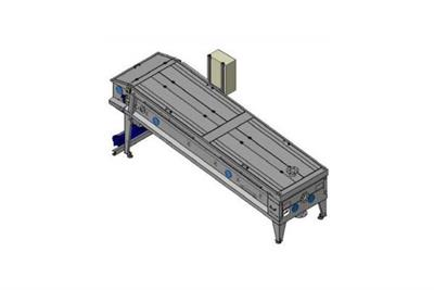 Omega - Model LD - Gravity Belt Thickener