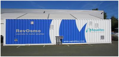 RevOsmo - Onsite Landfill Treatment and Management Solution
