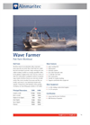 Wave Farmer - Fish Farm Workboat Datasheet
