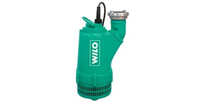 Wilo - Model KS - Submersible Drainage Pumps