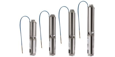 Model TWU - Stainless Steel Submersible Well Pumps