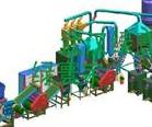 Model 949 - Foreign Automatic Fine Rubber Powder Prodction Line