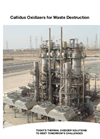 Callidus - Oxidizers for Waste Destruction Brochure