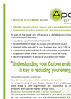 Carbon Footprint Audit Service – Brochure