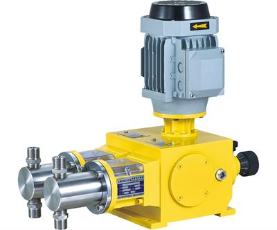 Ligao - Model 2J-X Series - Plunger Metering Pumps