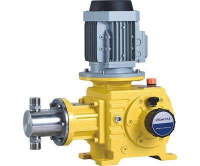 Ligao - Model JSZ Series - High Performance Plunger Dosing Pump