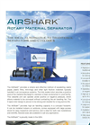 AirShark - Model AS - Separators and Cyclones Brochure