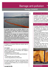 Canarie - Oil Spill Boom Brochure