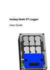 Isodaq - Hawk XT - Logger User Guide