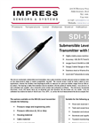 Impress - SDI-12L - Hydrostatic Submersible Level Transmitter Brochure