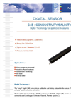 Ponsel - C4E - Conductivity, Salinity and Temperature Sensor Brochure