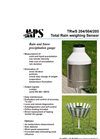 MPS - Weighing Principle Precipitation Gauges Brochure