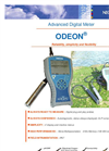 Ponsel - ODEON Digital Water Quality Meters Brochure