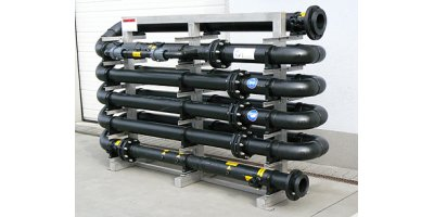 Novotec - Model NPF - Pipe Flocculators