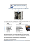 ChemLogic - CL1 - Single Point Continuous Monitor Brochure