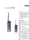Model XP-703D-III - Portable Detector for Hydrides - Brochure