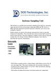 IsoSense - Model MDI or TDI - Sampling Unit - Brochure