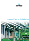 Plants For The Rubber Industry Brochure
