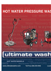Hot Water Pressure Washers Catalog