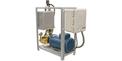 Model DM-EWS10 - Economy High Pressure Wash Pump Station Package